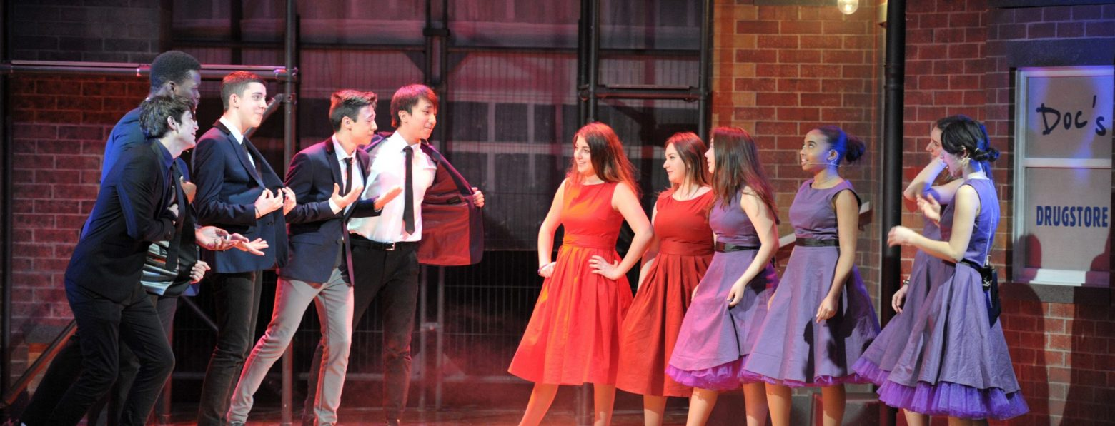 West Side Story Performance